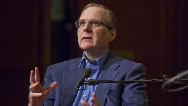 Microsoft-ის თანადამფუძნებელი პოლ ალენი 65 წლის ასაკში გარდაიცვალა