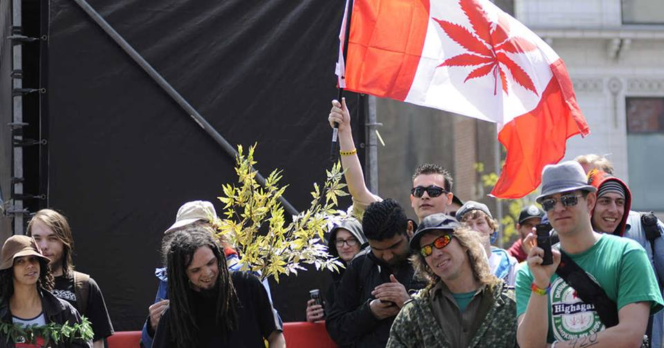 კანადაში მარიხუანას რეკრეაციული მიზნით გამოყენება ლეგალური გახდა