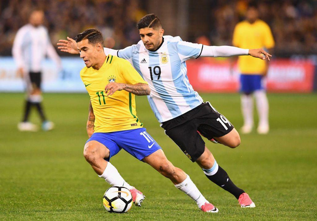 არგენტინა 0-1 ბრაზილია | ამხანაგურ მატჩი