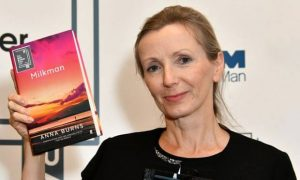 Anna Burns wins Booker Prize with Troubles tale 'Milkman'
