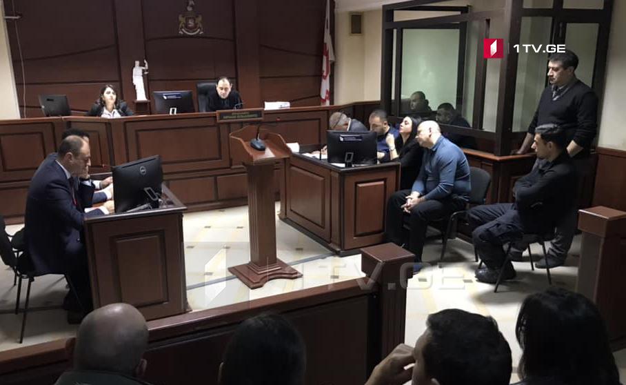 ადვოკატი - მერებაშვილს იჭერენ, რომ სააკაშვილის ორგანიზებით ჩაიდინა დანაშაული და სააკაშვილს ბრალი არ აქვს წარდგენილი