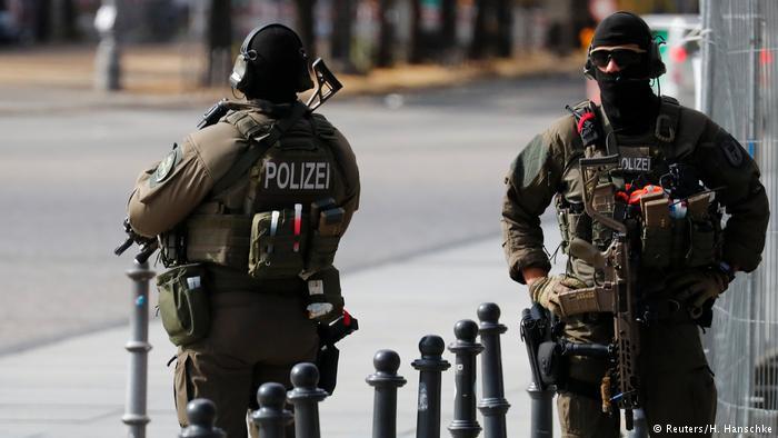 Գերմանիայում հատուկ ծառայությունները կանխել են լայնածավալ ահաբեկչություն