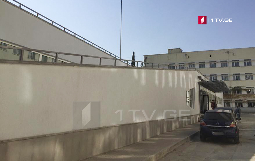 თბილისში, პირველ ექსპერიმენტულ სკოლაში მოსწავლე დაშავდა