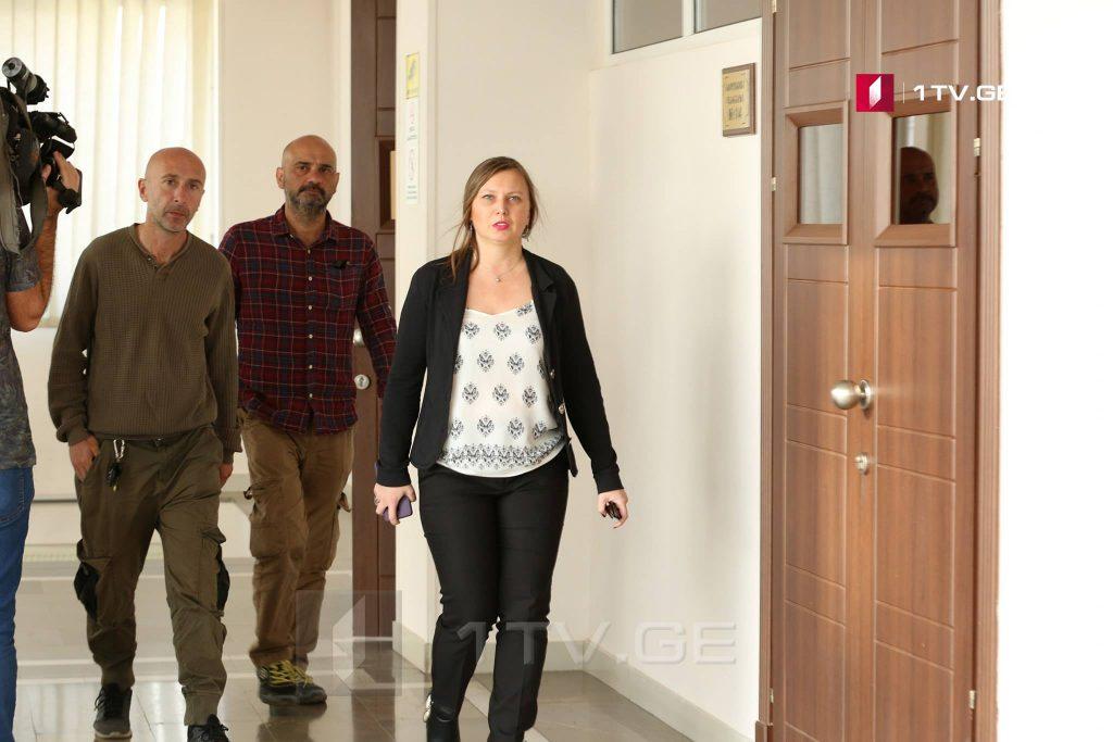 ირაკლი გედენიძე -ფოტოგრაფების საქმეზე სააპელაციო სასამართლოში გამამართლებელ განაჩენს ველოდებით