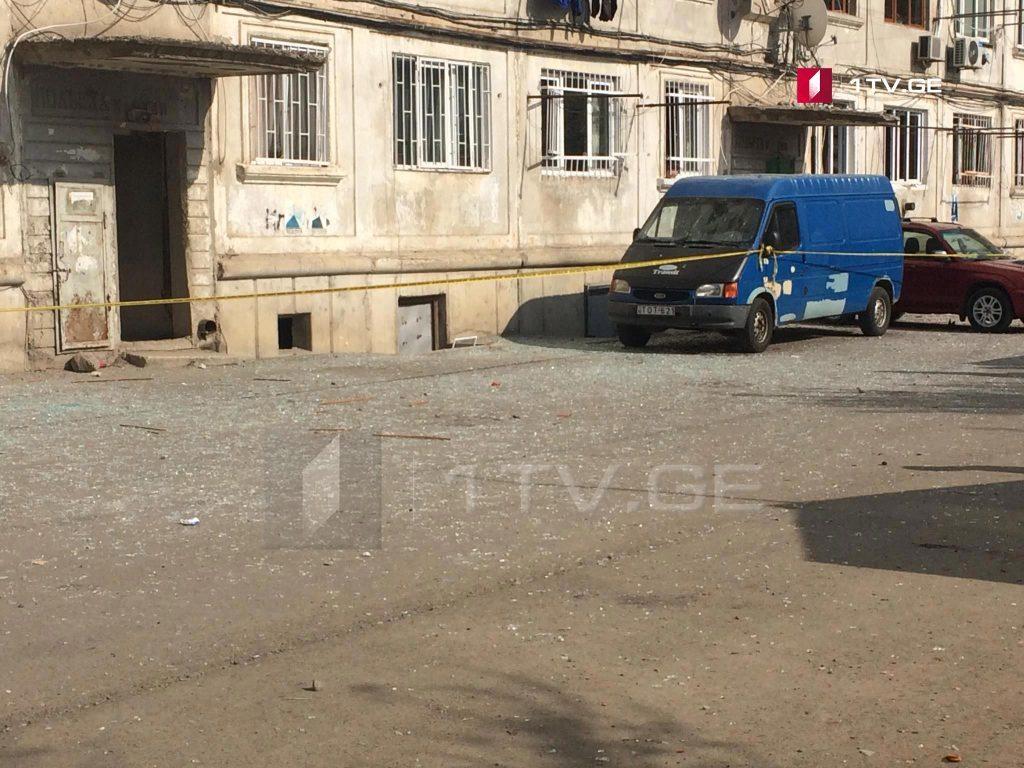 Son məlumata görə, Rustavidə partlayış nəticəsində 12 nəfər xəsarət alıb
