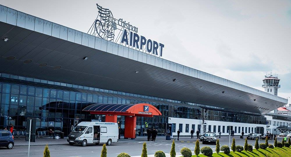 Delegation of occupied Abkhazia not allowed to Chisinau Airport
