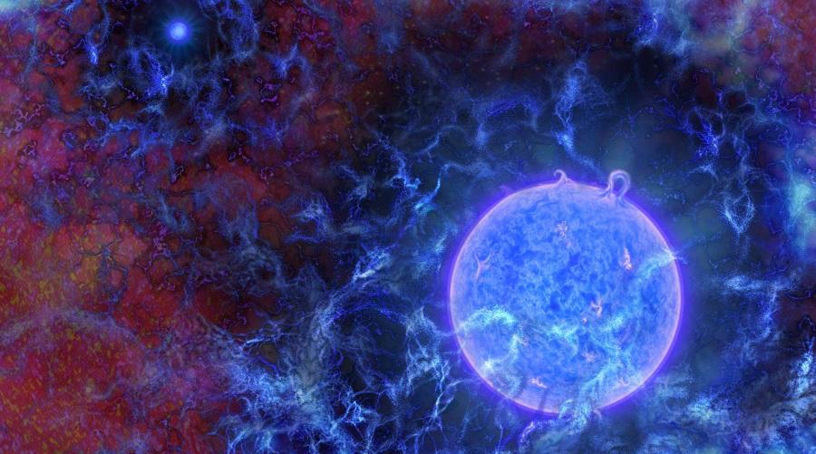 იდუმალი ბნელი მატერია შესაძლოა, უცნაურ, ცივ ვარსკვლავებს წარმოქმნის - ახალი კვლევა