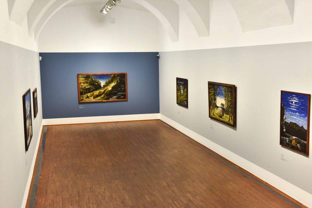 Exhibition of Niko Pirosmani's works opened at ALBERTINA Museum in Vienna