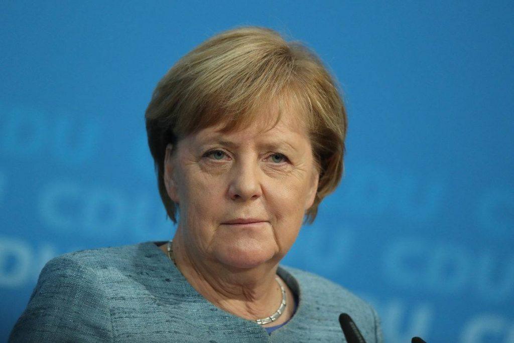 Ангела Меркель - Мы понимаем, что гибридные войны и дестабилизация являются типичным примером поведения России