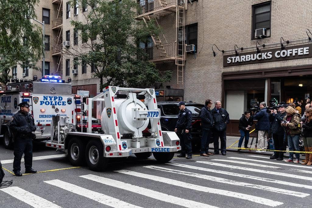 აშშ-ში ასაფეთქებელი მოწყობილობების ამანათებით გაგზავნის საქმეზე ერთი ადამიანი დააკავეს