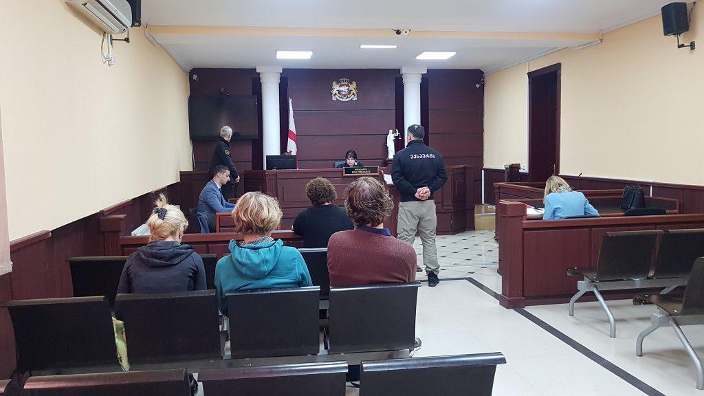 არჩილ ტატუნაშვილის თავისუფლების უკანონო აღკვეთისა და წამების საქმეზე სასამართლო სხდომა ნაწილობრივ დაიხურა