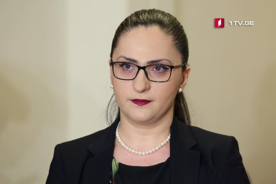 სოფო კილაძე - გავაგრძელებთ იმ მანდატის ფარგლებში მუშაობას, რომელიც ქართული საზოგადოების დიდმა ნაწილმა მოგვცა, ეს არის დემოკრატიული პროცესი