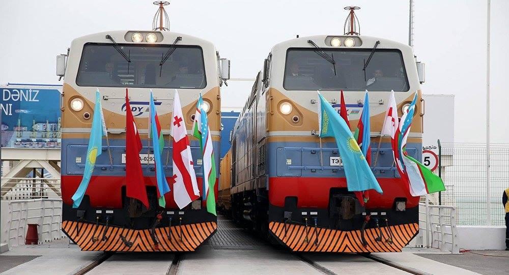 ბაქო-თბილისი-ყარსის რკინიგზით მგზავრთა გადაყვანა 2019 წლის მესამე კვარტლიდან დაიწყება