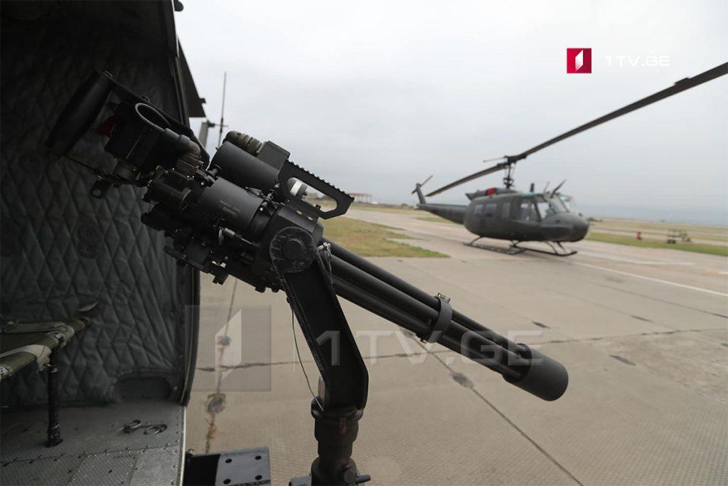 Французские средства воздушной обороны уже в Грузии