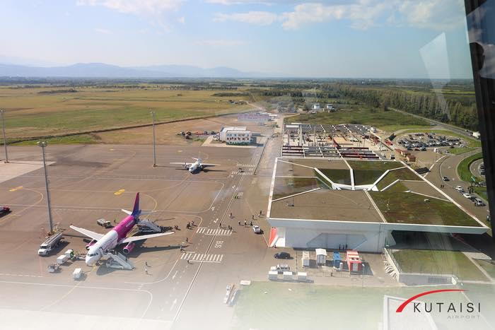 У Кутаиси будет четырехэтажный международный аэропорт