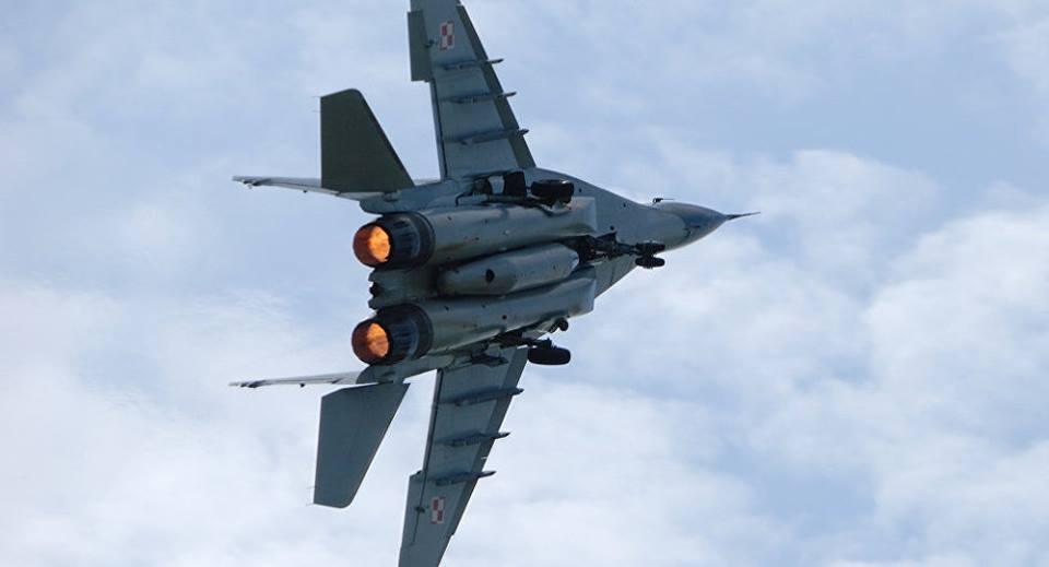 მოსკოვთან ახლოს რუსულმა MiG-29-ის ტიპის ავიაგამანადგურებელმა კატასტროფა განიცადა