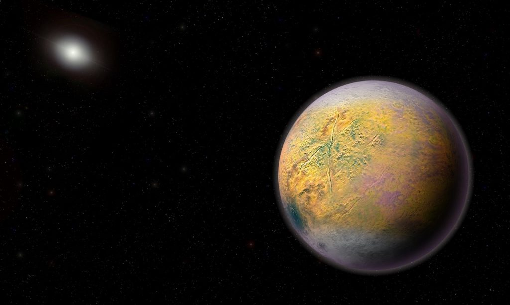 მზის სისტემაში ახალი ჯუჯა პლანეტა აღმოაჩინეს