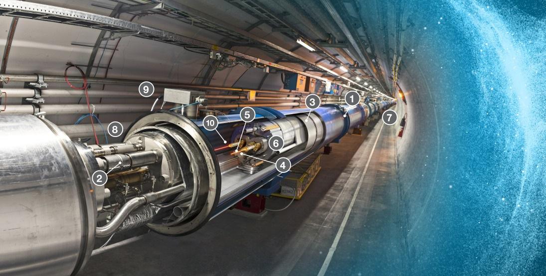 CERN-ის მეცნიერებმა ორი ახალი ნაწილაკი დაადასტურეს და სავარაუდოდ, მესამეც აღმოაჩინეს