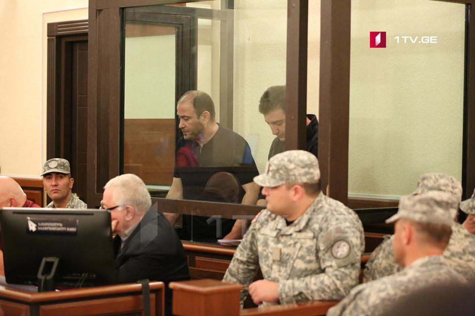 """სასამართლომ """"სვეტის"""" დამფუძნებელს გივი ჯიბლაძესა და დირექტორს თორნიკე ჯანელიძეს აღკვეთის ღონისძიებად პატიმრობა შეუფარდა"""