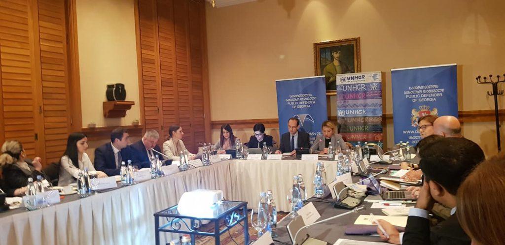 თბილისში ადამიანის უფლებათა ეროვნული ინსტიტუტების რეგიონული კონფერენცია გაიმართა