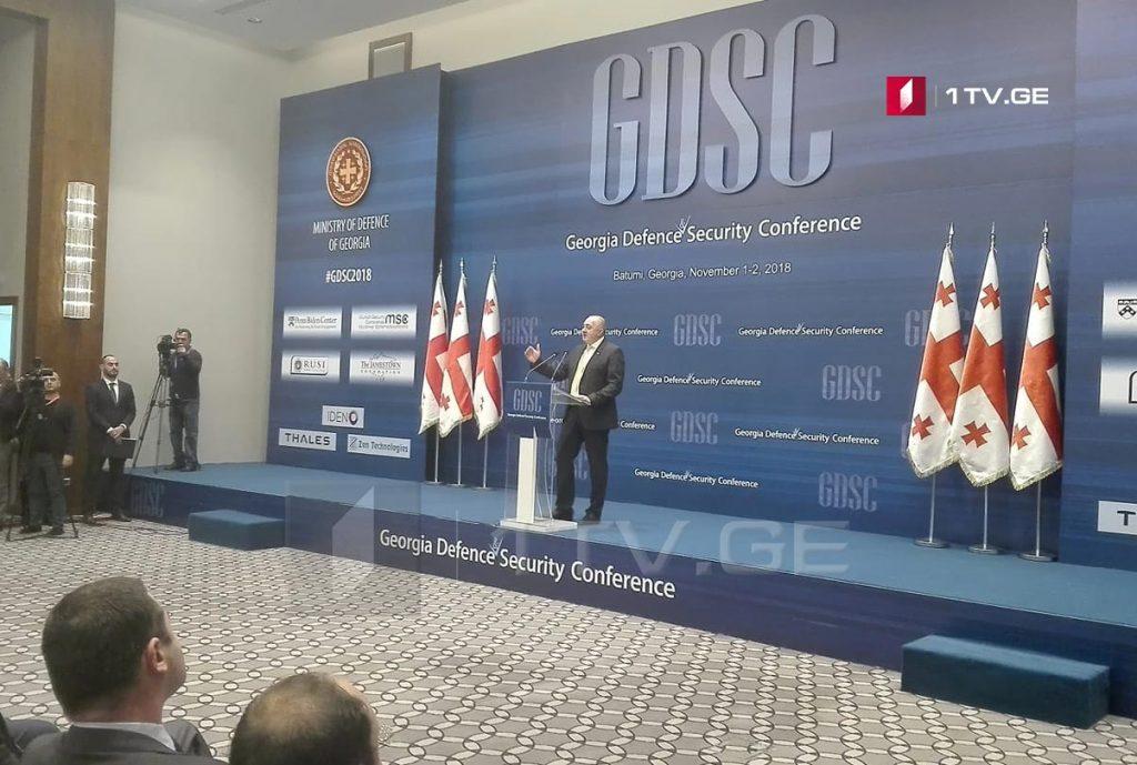 Георгий Маргвелашвили – Срочно должна быть создана структура, заменяющая Совет безопасности