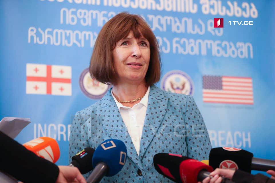 Elizabeth Rood: We hope that certain shortcomings will be eradicated in the next round of elections