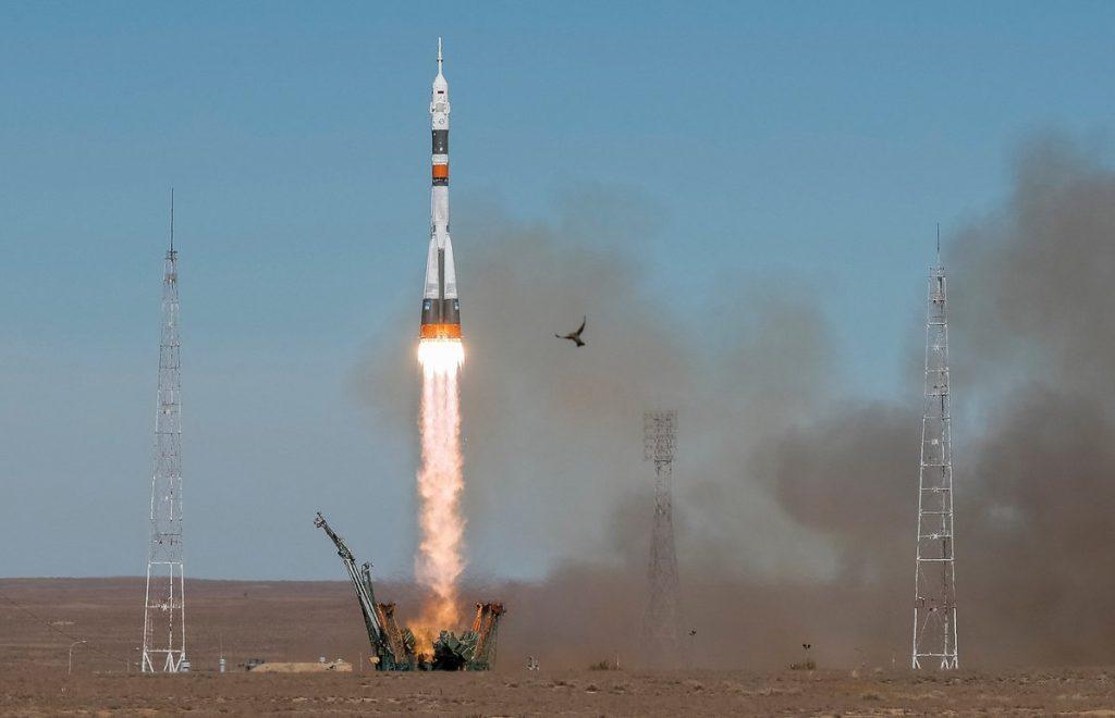 """რუსეთი კოსმოსურ სადგურთან რაკეტა """"სოიუზის"""" გაშვების კრახის მიზეზს ასახელებს"""