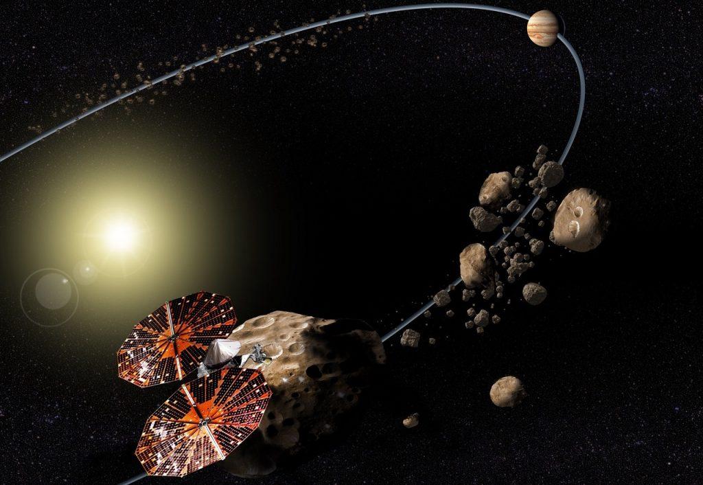 NASA-ს ერთი ხომალდი შვიდ სხვადასხვა ასტეროიდს მოინახულებს