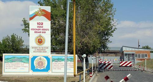 გიუმრიში რუსი სამხედროს მკვლელობაში ბრალდებულს 22 წლით თავისუფლების აღკვეთა მიუსაჯეს