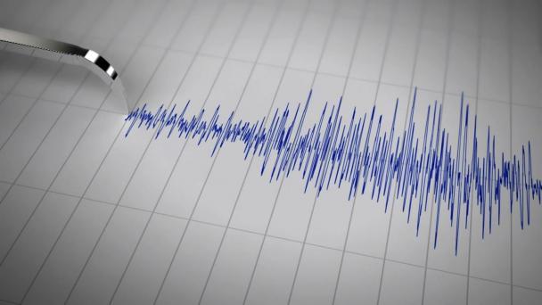 Землетрясение произошло в Грузии