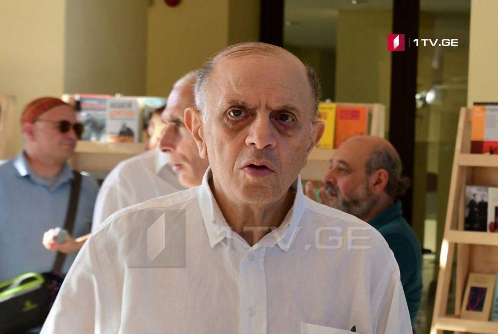 ლევან ბერძენიშვილი - ქართველმა ხალხმა მიხეილ სააკაშვილს 7 ნოემბერი აპატია