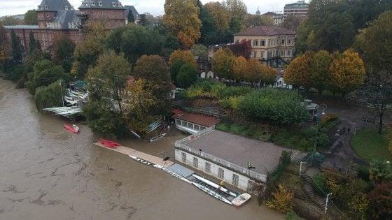 Տուրինում ջրհեղեղի պատճառով պատրաստվում են հայտարարել արտակարգ դրություն