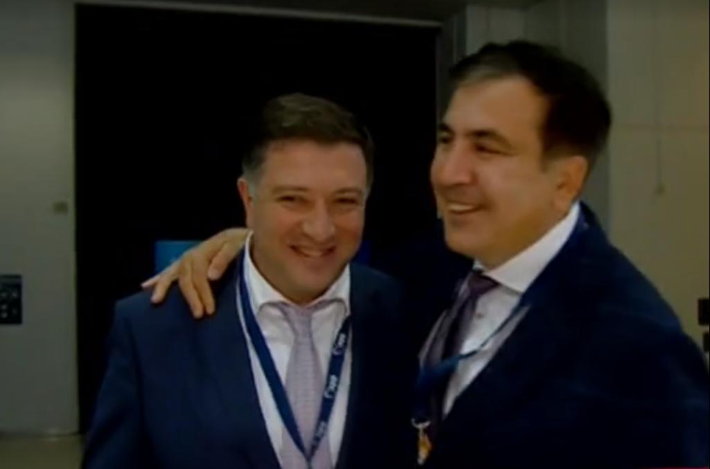 Гиги Угулава отвечает Михаилу Саакашвили – Я буду только рад, если ты будешь в хорошей форме и мне не придется состязаться с мертвым