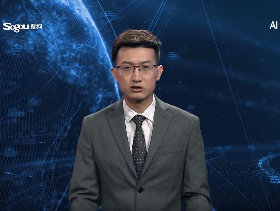 ჩინეთში რობოტი ტელეწამყვანები შექმნეს