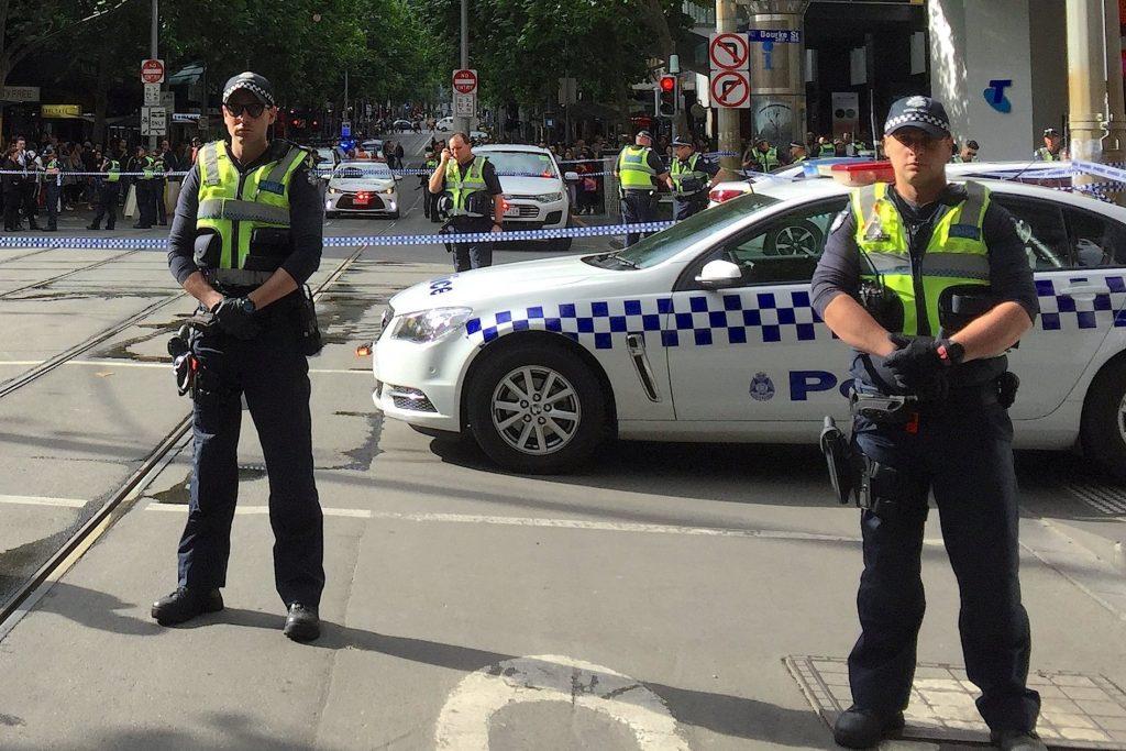 ავსტრალიის პოლიცია მელბურნში თავდასხმას ტერორისტულ აქტად განიხილავს