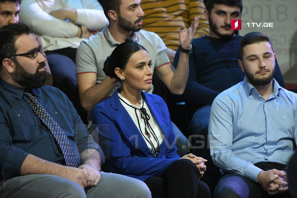 Ramilə Əliyeva - Siyasi partiyalar gənclərin siyasətə maraqlarının yaranması üçün əsas yaratmırlar