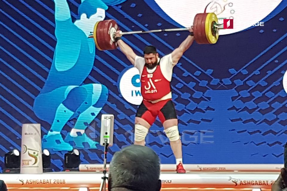 Irakli Turmanidze's Bronze, Lasha Talakhadze's Gold and World Record
