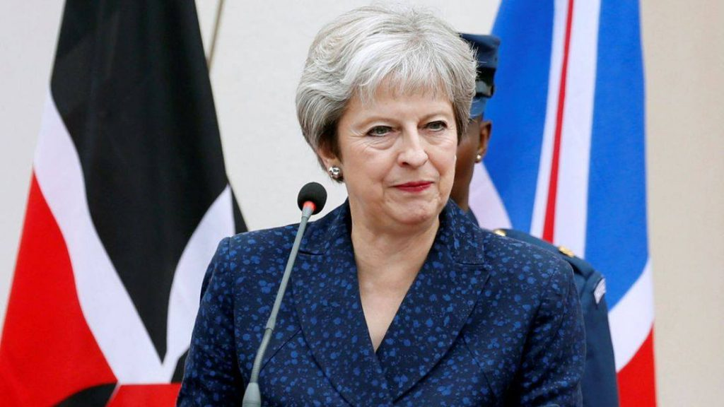 ტერეზა მეი დიდი ბრიტანეთის პრემიერ-მინისტრის პოსტს ტოვებს