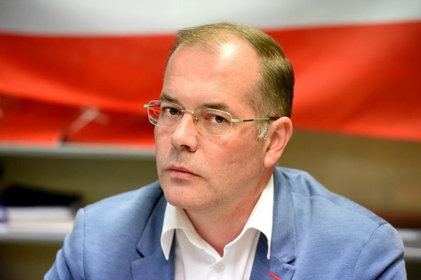 Андрес Мамыкинс - Грузию называют «Суперзвездой» Южного Кавказа, она должна получить четкую европейскую перспективу
