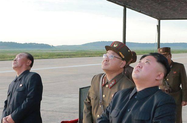 ჩრდილოეთ კორეამ ახალი იარაღი გამოსცადა