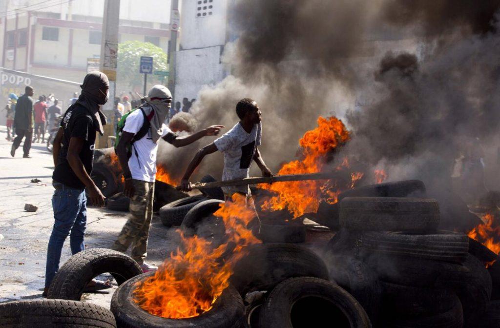 ჰაიტიზე პოლიციასა და ოპოზიციის მხარდამჭერებს შორის შეტაკების დროს ექვსი ადამიანი დაიღუპა