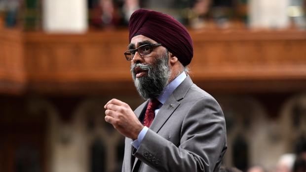 კანადის თავდაცვის მინისტრი -საპარალამენტო არჩევნებიშესაძლოა, რუსეთის სამიზნე გახდეს