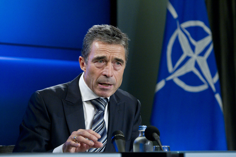 "Anders Fogh Rasmussen: NATO sent ""the wrong signal"" to Vladimir Putin by not granting Georgia and Ukraine MAP in 2008"