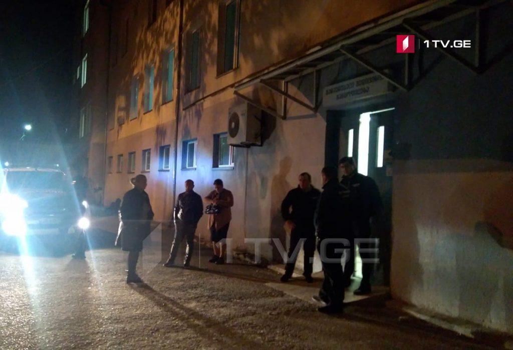 ხობში საცხოვრებელ სახლში აფეთქების შედეგად ოჯახის ხუთი წევრი დაშავდა