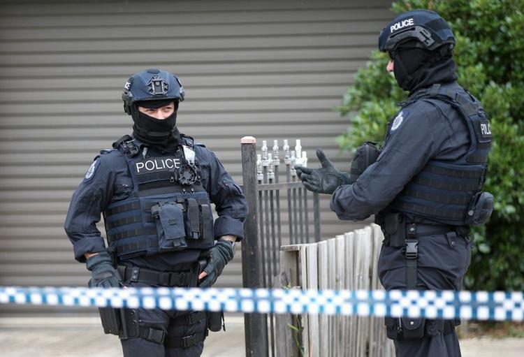 ავსტრალიის პოლიციამ თავდასხმის ორგანიზებაში ბრალდებული პირები დააკავა