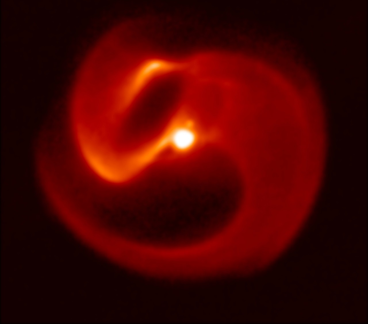 ირმის ნახტომში მალე ორმაგი ვარსკვლავი აფეთქდება და შესაძლოა, გამა-გამოსხივებაც წარმოიქმნას