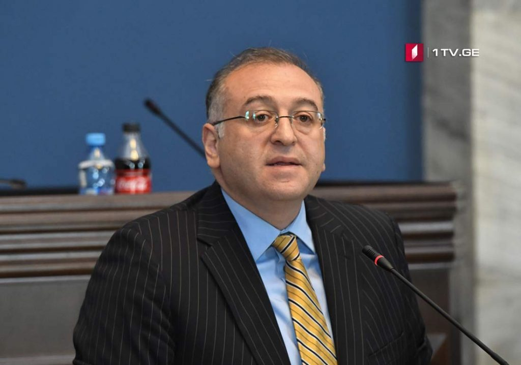 Koba Gvenetadze: Initiative on debts annulling is one-time act, but good opportunity for citizens