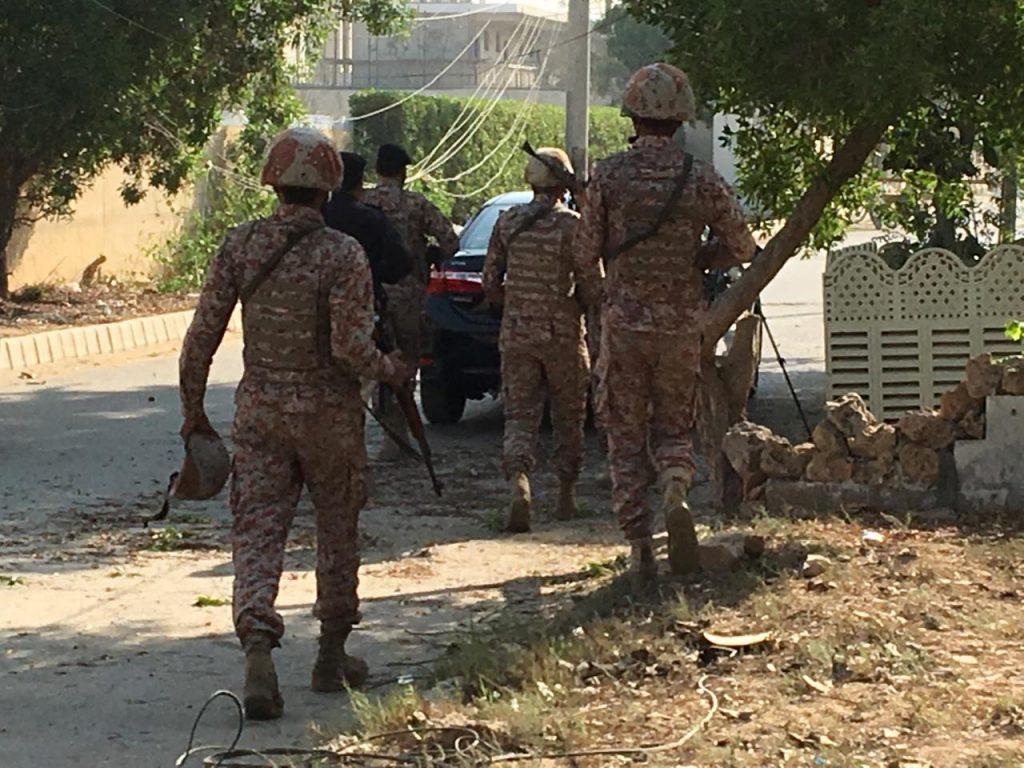პაკისტანის ჩრდილო-დასავლეთით ტერორისტული თავდასხმის შედეგად 25 ადამიანი დაიღუპა
