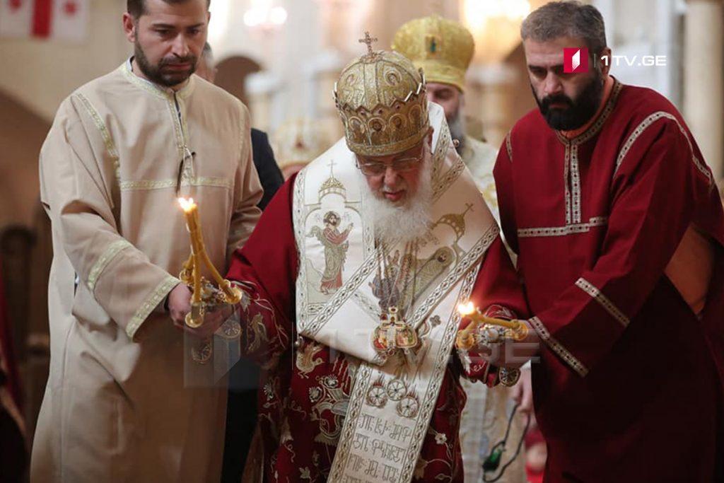 ილია მეორე - კარგი იქნება, თუ ცოლ-ქმარი აღსარებას ერთ სასულიერო პირს ჩააბარებს