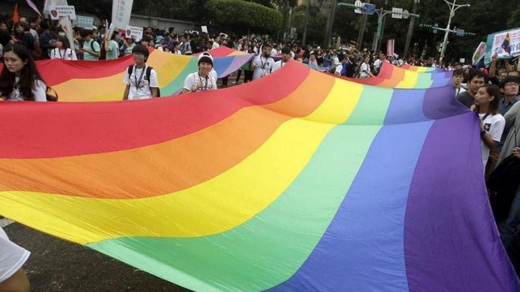 ტაივანში ერთნაირსქესიანთა ქორწინებასთან დაკავშირებით რეფერენდუმი მიმდინარეობს